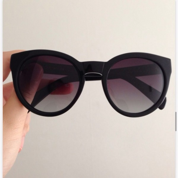 sunglasses retro sunglasses black matte black black sunglasses sun frames shades fade lens accessories jewelry hair accessory round black sunglasses