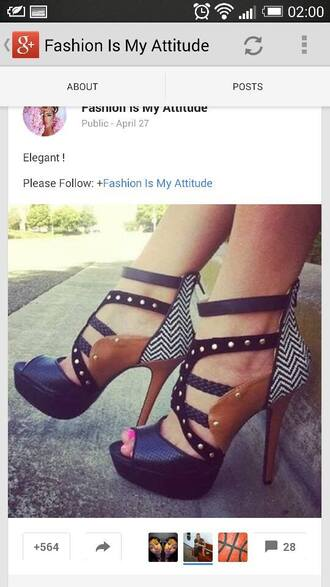 shoes heels pumps black black brown high heels white high heels studded shoes toes out pumps