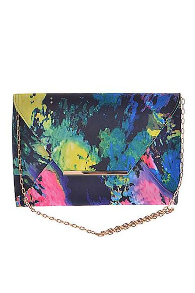 bag clutch purse tie die clutch appealingboutique