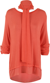 coral,clothes,accessories,shirt,top,blouse,default category,evening tops