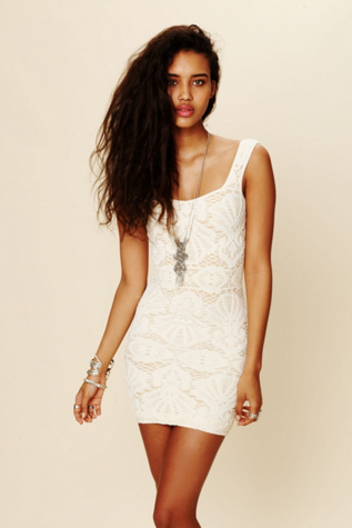 intimately free people womens sleeveless medallion slip