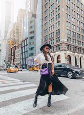 gracefullee made,blogger,top,skirt,bag,hat,sunglasses,shoes,jewels