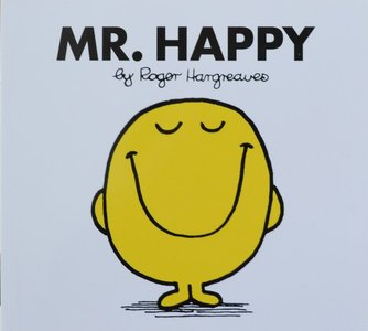 Mr. Happy - Roger Hargreaves	 - Darsy Books
