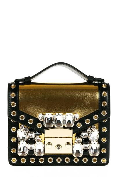 mini bag gold