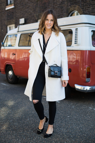 love of cloth blogger coat