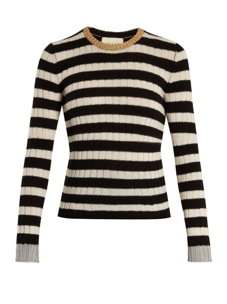 sweater wool black