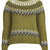 Knitted Fairisle Yoke Jumper - Topshop