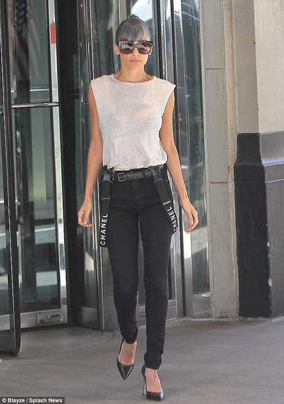 nicole richie shoes Belt suspenders