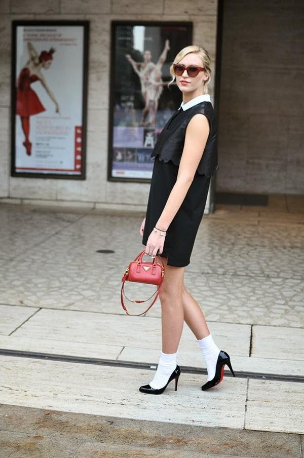 society grl blogger bag shoes
