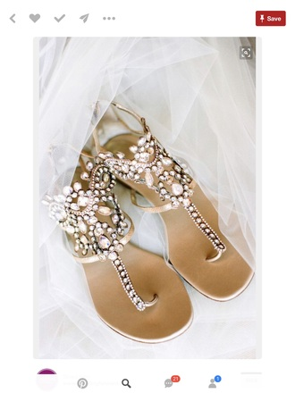 shoes summer rhinestones sandals gold shoes silver shoes sandals