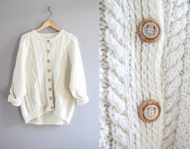 2cbdb493b4 cardigan fisherman cardigan chunky knit sweater cable knit cardigan  fishermen sweater irish wool cardigan
