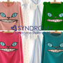 SYNDROME | SAKUN Cat Zipper Mouth Sweater