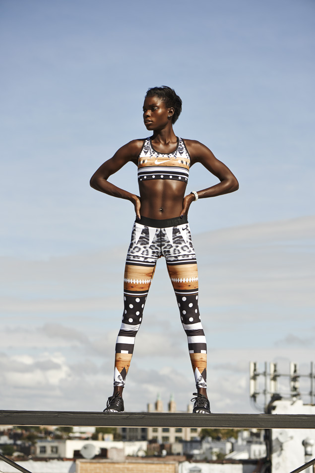 Nike Pro Safari Moves Tights & Bra | Nike Launch Calendar