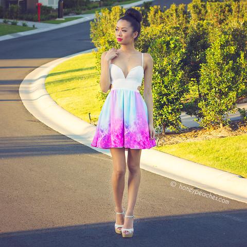 Sweet escape dress