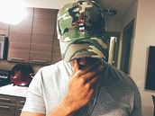 hat,camouflage,snapback,lifestyle,teddy bear