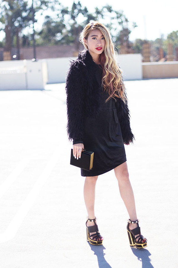 style2bones jacket dress bag jewels shoes