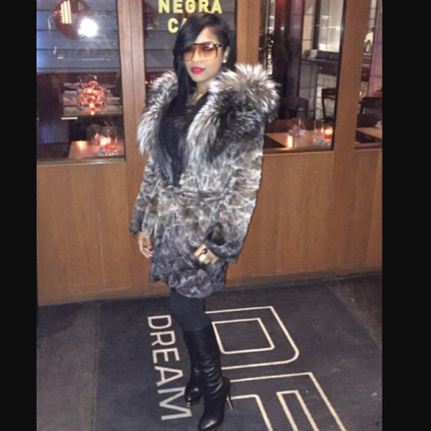 sunglasses toya wright