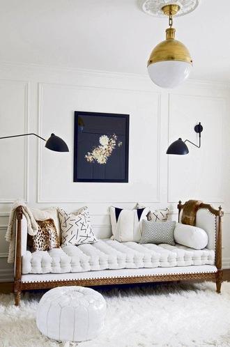 home accessory tumblr home decor lamp metallic lamp sofa rug living room