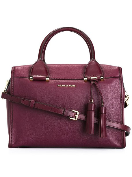 MICHAEL Michael Kors women purple pink bag