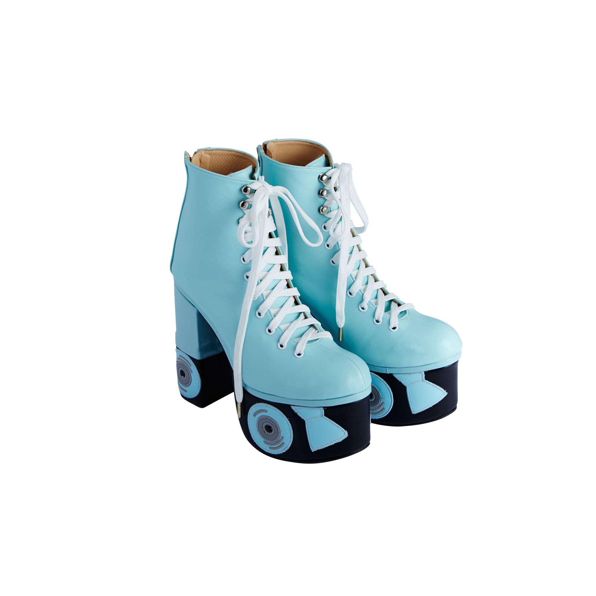 Roller pump shoes - Roller Skates Platform