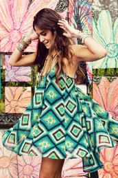 dress,summer,beach,boardwalk,pink,blue,spring,fashion,hippie,good vibes,colorful,submission