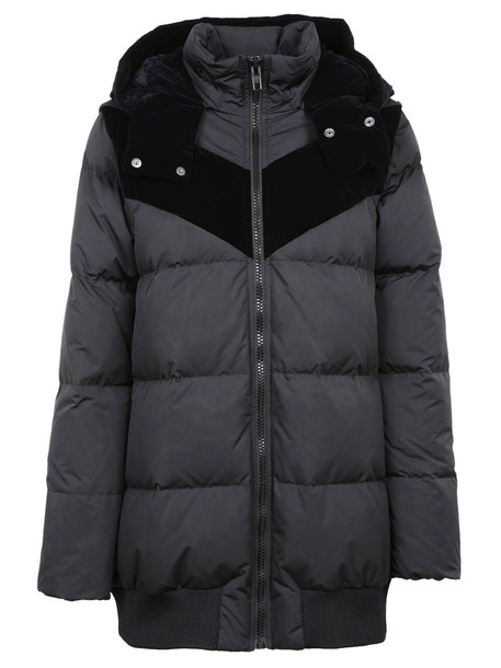 Max Mara jacket down jacket grey