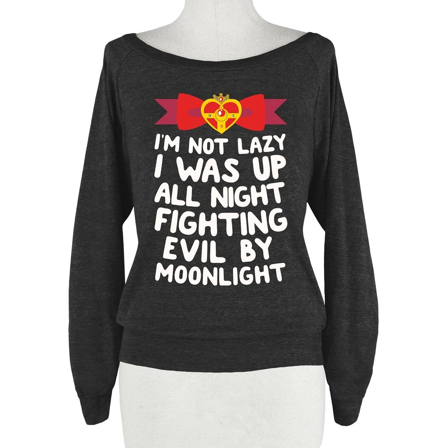 Amazon.com: HUMAN I Was Up Fighting Evil By Athletic Black T-Shirt: Clothing