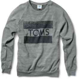 Classics TOMS Crew Neck Sweatshirt | TOMS.com