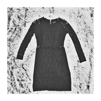 dress free vibrationz minkpink black dress little black dress black lace dress black cut out lace dress black mini dress funeral dress banquet dress event dress lace sleeves lace sleeved dress cocktail dress