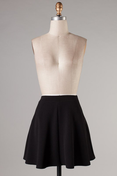 Love Skater Skirt | Vanity Row