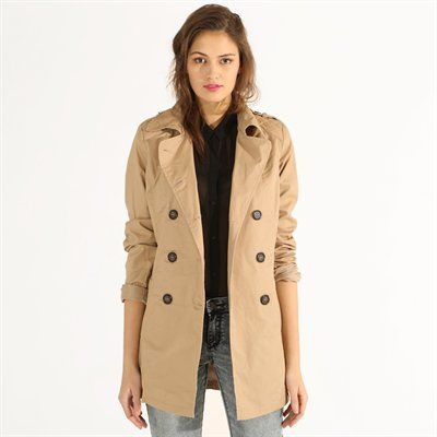 Trench beige - Collection Trench - Pimkie France