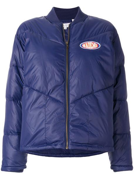 MadeMe jacket bomber jacket women blue