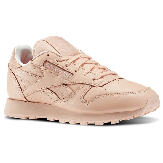 size 40 14484 7ca37 Reebok x FACE Stockholm Classic Leather Spirit - Modesty   Reebok GB