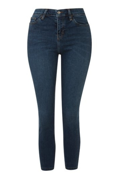 Topshop jeans high waisted jeans denim high waisted high