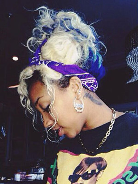 Zonnique Pullins Real Hair jewels, gold jewelry, ...