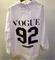 The vogue 92 blouse