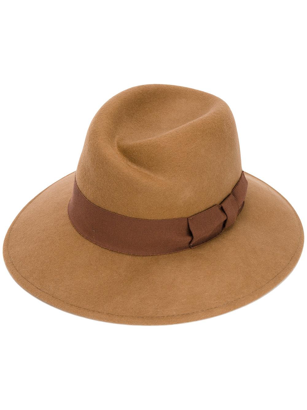 f06a902fe2390 Woolrich Fedora Hat - Farfetch