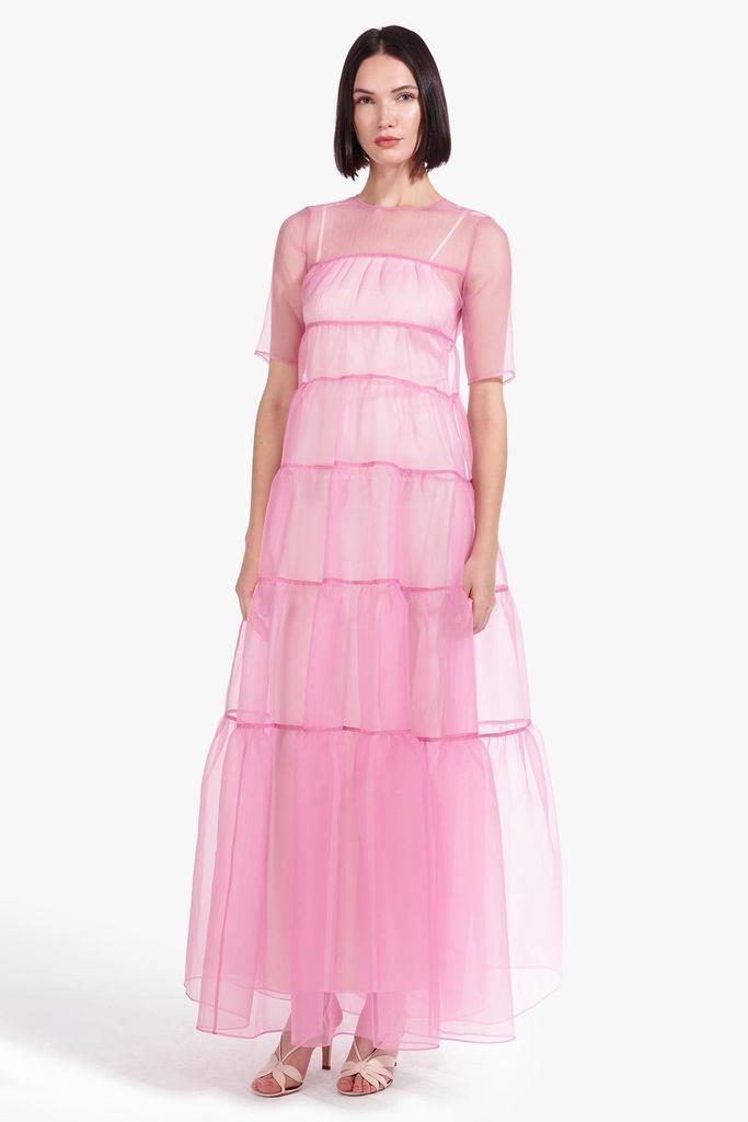 HYACINTH DRESS | SHELL PINK