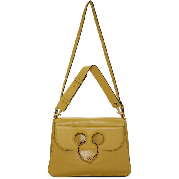 JW Anderson Yellow Medium Pierce Bag