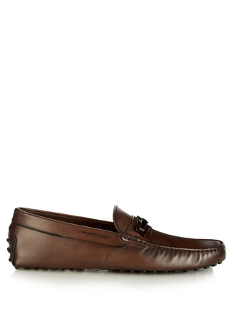 shoes leather