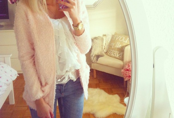 coat lightpink fashion pink coat