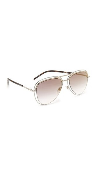 sunglasses aviator sunglasses grey