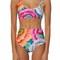 Mara hoffman 'flora' high waist bikini bottoms | nordstrom