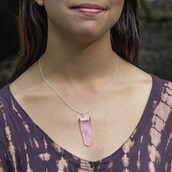 jewels,lepidolite healing necklace,piezo electric large orgonite necklace,amethyst crystal pendantnecklace,rose quartz healing crystal necklace