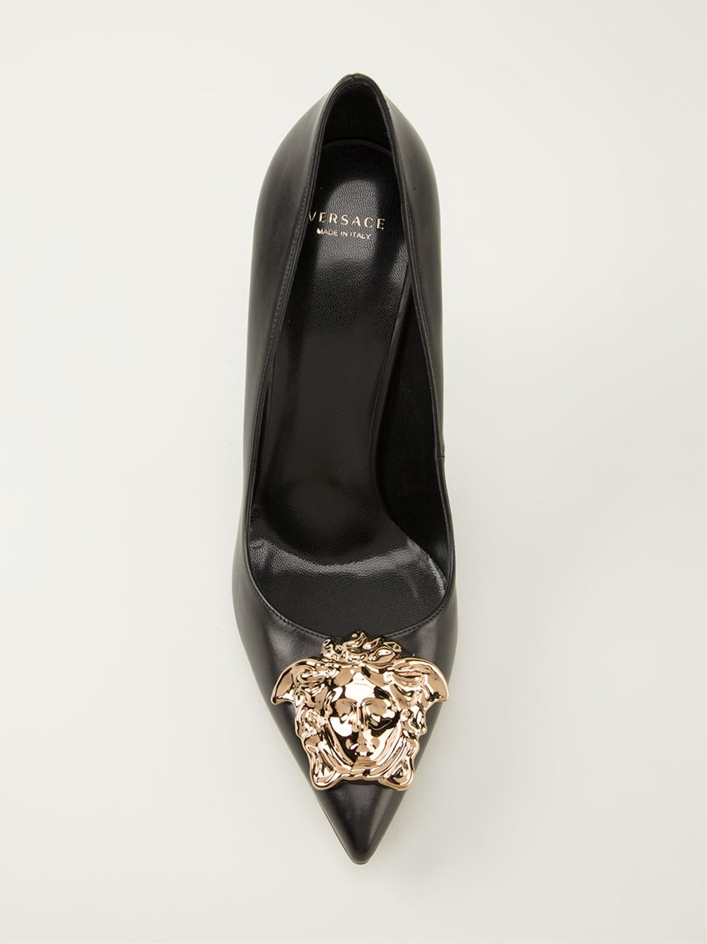 372a48848 Versace 'idol' Pumps - Elite - Farfetch.com