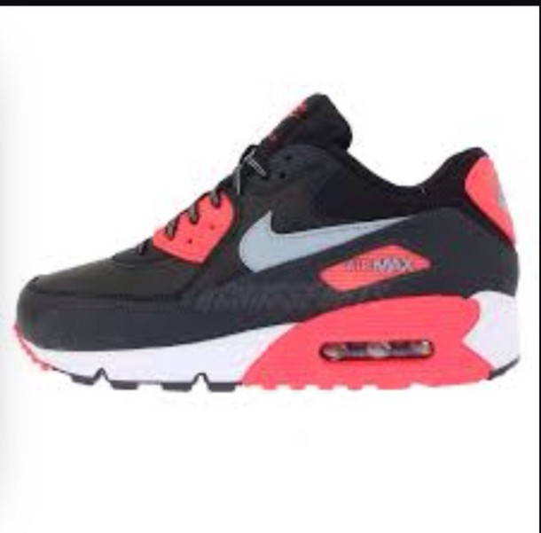 shoes air max pink