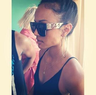 sunglasses chain detail girl girly girly wishlist celine karrueche