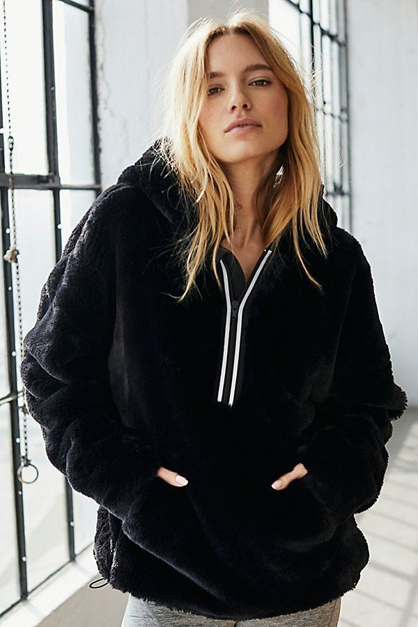 Off The Record Soft Hoodie by FP Movement at Free People