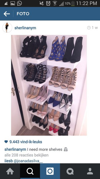 shoes any of them
