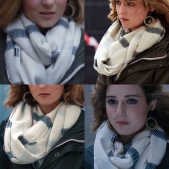 scarf doctor who doctorwho doctor who cosplay doctorwhocosplays doctor who costume heather stephanie hyam peter capaldi 12th doctor 12th doctor costume bill potts pearl mackie scarfs women scarfs bill potts cosplay bill potts costume
